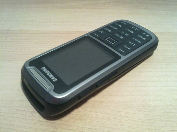 Samsung C3350 -- © bepixelung.org