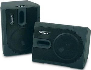 Numark M80 monitor pair