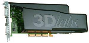 3Dlabs Wildcat Realizm 200, 2x P20, 512MB DDR3, 2x DVI, AGP, retail (01-000092)