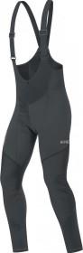 Gore Wear C3 Gore Windstopper Bibtights+ Fahrradhose lang schwarz (Herren) (100337-9900)