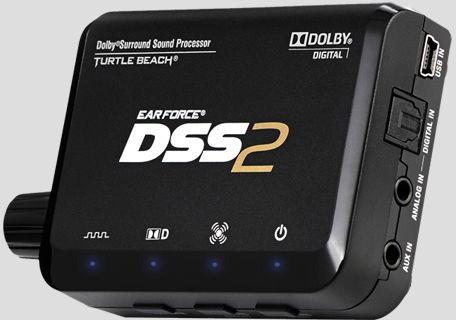 Turtle Beach Ear Force DSS 2