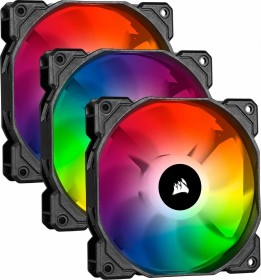 Corsair iCUE SP120 RGB PRO Performance Triple Fan Kit, 120mm, 3er-Pack, LED-Steuerung (CO-9050094-WW)