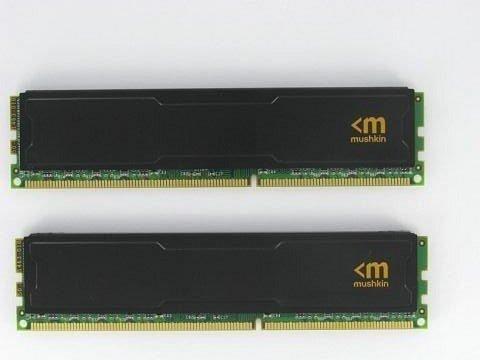 Mushkin Enhanced Stealth Stiletto DIMM Kit 16GB (2x 8GB), DDR3-1600, CL9-9-9-24 (997069S)