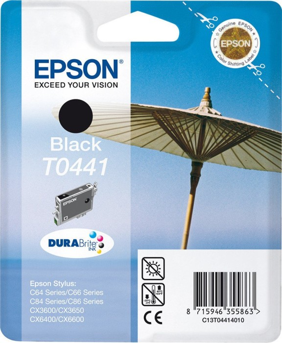 Epson T0441 tusz czarny (C13T04414010)