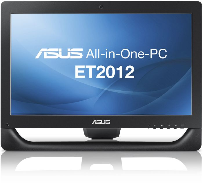 ASUS Eee top ET2012AUTB-B007C, E-450, 2GB RAM, 500GB, DVD+/-RW, UK (90PT0071000590Q)