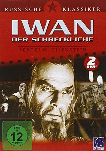 Iwan, der Schreckliche/Iwan, der Schreckliche 2 -- via Amazon Partnerprogramm