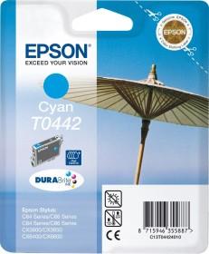 Epson Tinte T0442 cyan (C13T04424010)