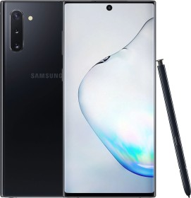 Samsung Galaxy Note 10 Duos Enterprise Edition N970F/DS aura black