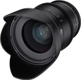 Samyang VDSLR 35mm T1.5 MK2 for Canon RF (23026)