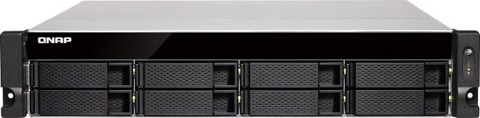 QNAP Turbo Station TS-873U-8G 42TB, 4x Gb LAN, 2x 10Gb SFP+, 2HE
