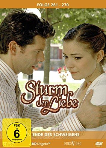 Sturm der Liebe Staffel 27 (Folgen 261-270) -- via Amazon Partnerprogramm
