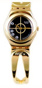 Swatch Irony Lady: For Your Eyes Only - YSG115G (Damenuhr)
