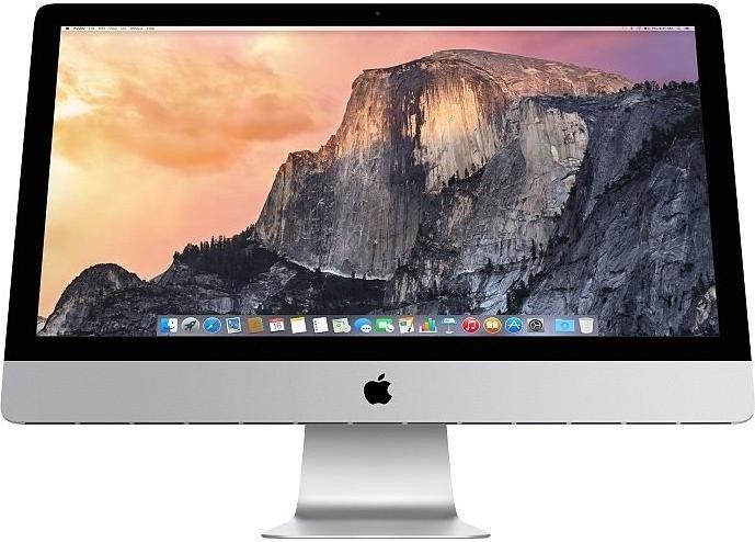 """Apple iMac Retina 5K 27"""", Core i5-4690, 8GB RAM, 1TB/128GB Fusion Drive, Radeon R9 M290X [Late 2014 / Z0R1] (MF886D/A)"""