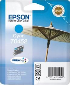 Epson Tinte T0452 cyan (C13T04524010)