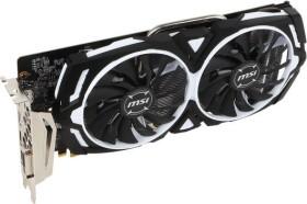 MSI GeForce GTX 1060 Armor 6G OCV1, 6GB GDDR5, DVI, 2x HDMI, 2x DP (V328-023R)
