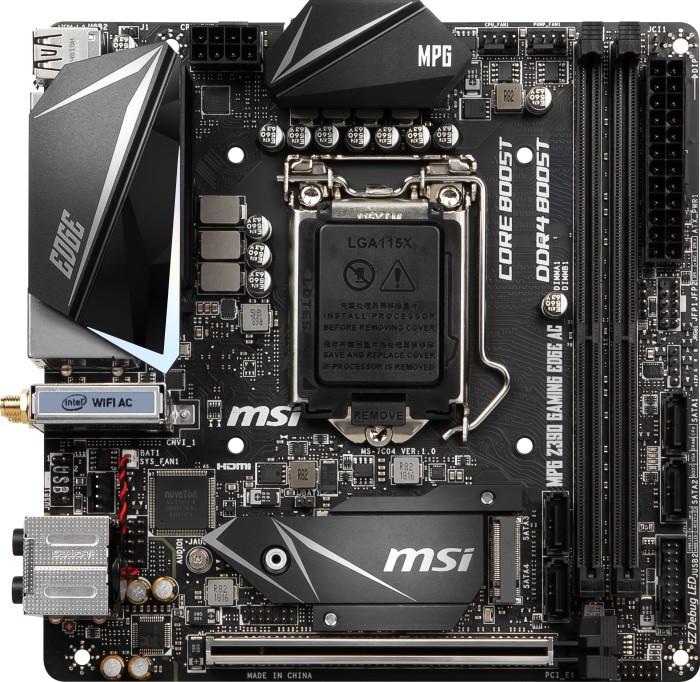 MSI MPG Z390I Gaming Edge AC (7C04-001R)