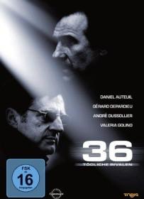 36 - Tödliche Rivalen (DVD)