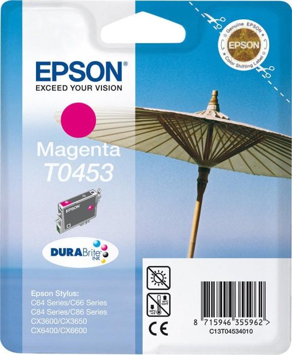 Epson T0453 Tinte magenta (C13T04534010)