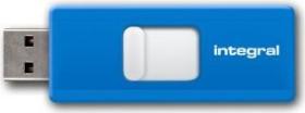Integral Slide blau 32GB, USB-A 2.0 (INFD32GBSLDBL)