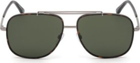 Tom Ford Benton ruthenium/green (FT0693-14N)