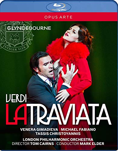 Giuseppe Verdi - La Traviata (Blu-ray) -- via Amazon Partnerprogramm