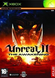 Unreal 2: The Awakening (niemiecki) (Xbox)