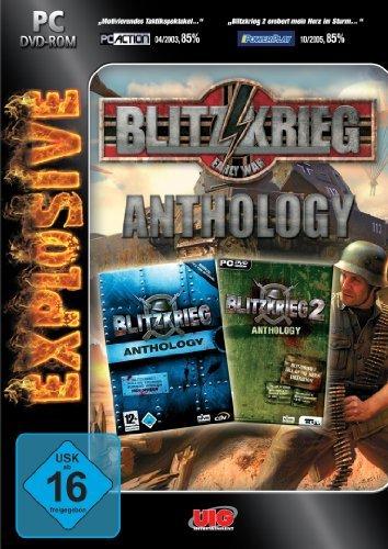Blitzkrieg - Anthology (deutsch) (PC) -- via Amazon Partnerprogramm