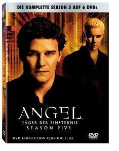 Angel - Jäger der Finsternis Season 5