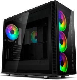 Fractal Design Define S2 Vision RGB, Glasfenster (FD-CA-DEF-S2V-RGB-BKO-TGD)