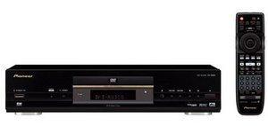 Pioneer DV-646A-K schwarz