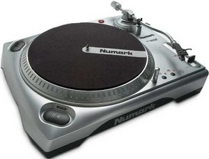 Numark  TT1650 Turntable silber