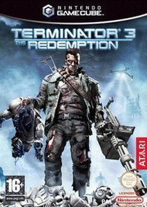 Terminator 3 - Rebellion der Maschinen (German) (GC)