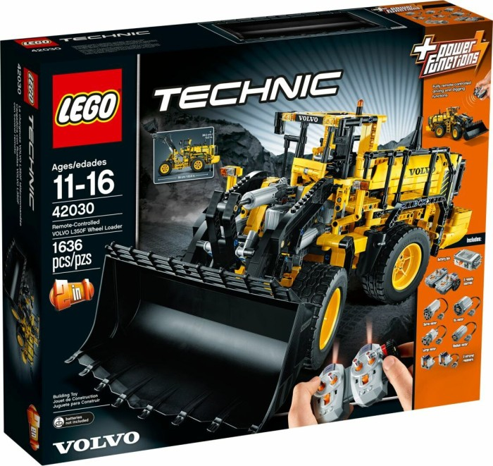 LEGO Technic - VOLVO L350F Radlader (42030)
