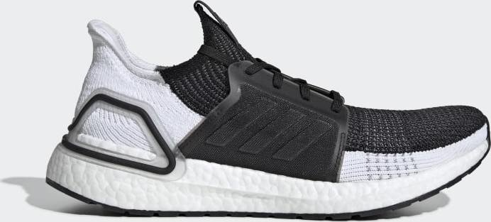 adidas Ultra Boost 19 core black/grey six/grey four (Herren) (B37704) ab €  117,08