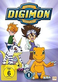 Digimon Adventure 01 (DVD)