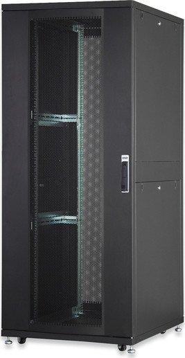 Digitus Professional DN-19 Unique Serie 42HE Serverschrank, schwarz, 1000mm tief (DN-19 SRV-42U-8-B)