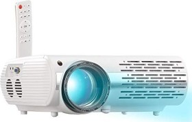 SceneLights NX6125-944<br>SceneLights Projector: Full-HD LED-LCD-Beamer mit Media-Player, 1920 x 1080 Pixel, 3.000 lm (LED Projektor)