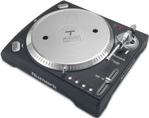 Numark TT500 Turntable black