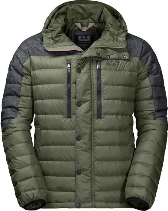 1e083eaf29 Jack Wolfskin Richmond Jacket woodland green (men) (1203431-5052 ...