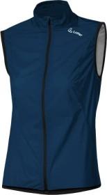 Löffler WPM Pocket Fahrradweste blau (Damen) (24632-470)