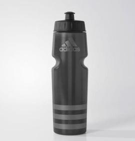 adidas 3-Streifen Performance Trinkflasche black/iron met (AY4346)
