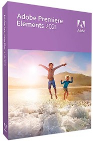 Adobe Premiere Elements 2021, Update (German) (PC/MAC) (65312942)