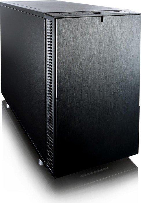 Fractal Design Define Nano S, schallgedämmt, Mini-ITX (FD-CA-DEF-NANO-S-BK)
