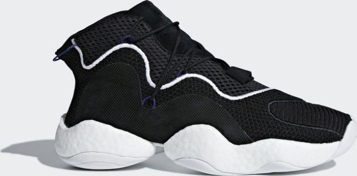 timeless design 02043 90c2d adidas Crazy BYW core blackftwr whitereal purple (CQ0991)