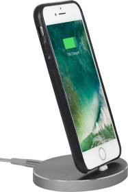 Stilgut iPhone Dockingstation Oval space grey (B01M23OSCR)