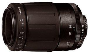 Tamron AF 80-210mm 4.5-5.6 für Canon EF schwarz (278DE)