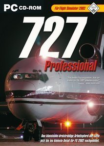 Flight Simulator 2002 - 727 Professional (Add-on) (niemiecki) (PC)