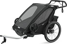 Thule Chariot Sport 2 2021 Fahrradanhänger aluminium/midnight black (10201023)
