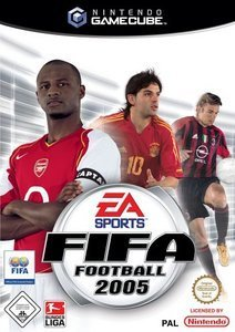 EA Sports FIFA Football 2005 (niemiecki) (GC)