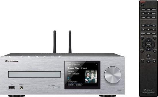 Pioneer XC-HM86D silver